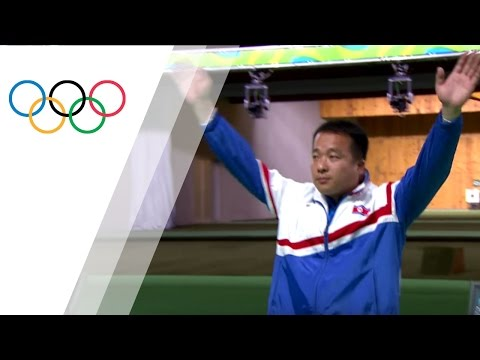 Rio Replay: Men's 50m Pistol Final