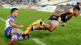 Les plus beaux gestes techniques du rugby à XV !