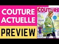 Couture Actuelle No.14 Sewing Magazine Preview