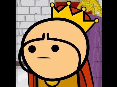 King Clapping (1 Hour) - Cyanide & Happiness