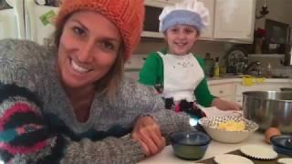 Teyze JJ  ile pişirme