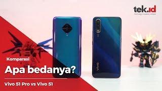 Review, ini perbedaan Vivo S1 Pro dan Vivo S1
