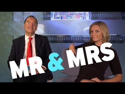 Who's Jeff Stelling's favourite player? Jeff v Rachel Riley | Mr and Mrs