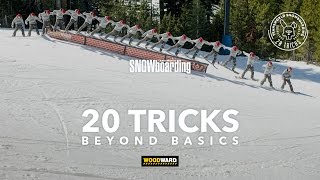 How To Snowboard : Backside Nose Press with Nick Poohachoff | TransWorld SNOWboarding