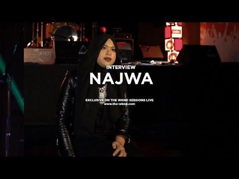 Najwa Mahiaddin | Interview (Exclusive on The Wknd Sessions, #105)