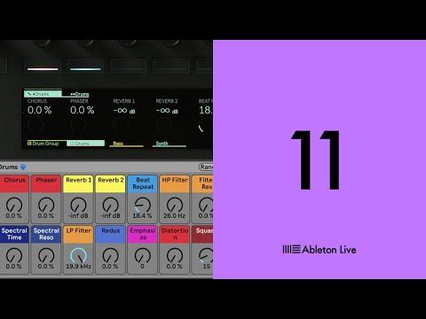 "<span class=""title"">Ableton Live 11: Macros on Push</span>"