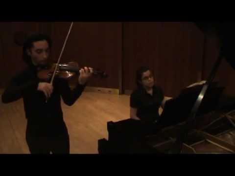 Beethoven Sonata No 7 in C minor  |  Brahms Sonata No. 3 in D Minor