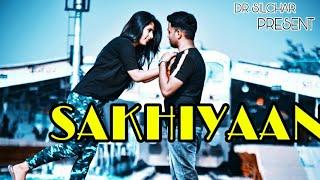 Sakhiyaan    DEEP    Maninder Buttar    Very Heart Touching Video    New Punjabi song