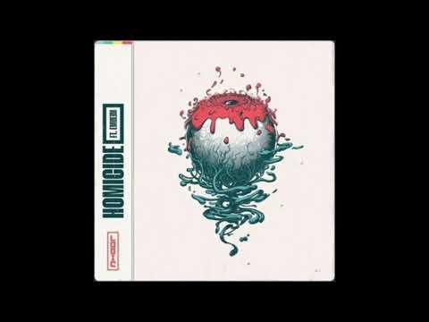 Logic - Homicide (Official Instrumental)