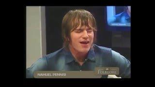 Video: Nahuel Pennisi, el chico que toca con los ojos cerrados