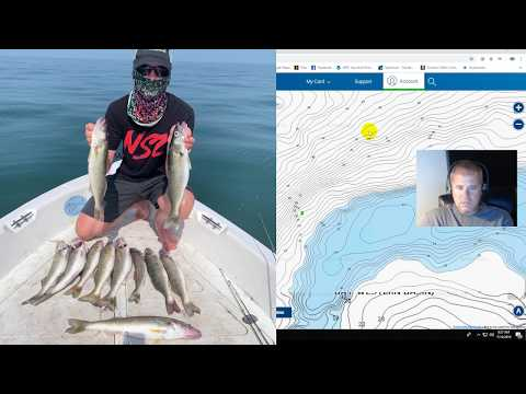 Lake Erie 2019 Kelly Island Walleyes!
