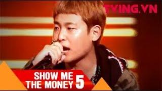 (Vietsub) SHOW ME THE MONEY 5 | Superbee rap 18+ trên beat nhạc thiếu nhi