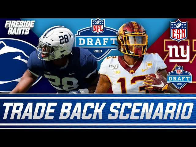 Why Trading Back Could be the Best Case Scenario for the New York Giants