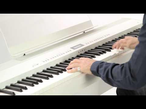 KAWAI ES8 Digital Piano DEMO (Español)