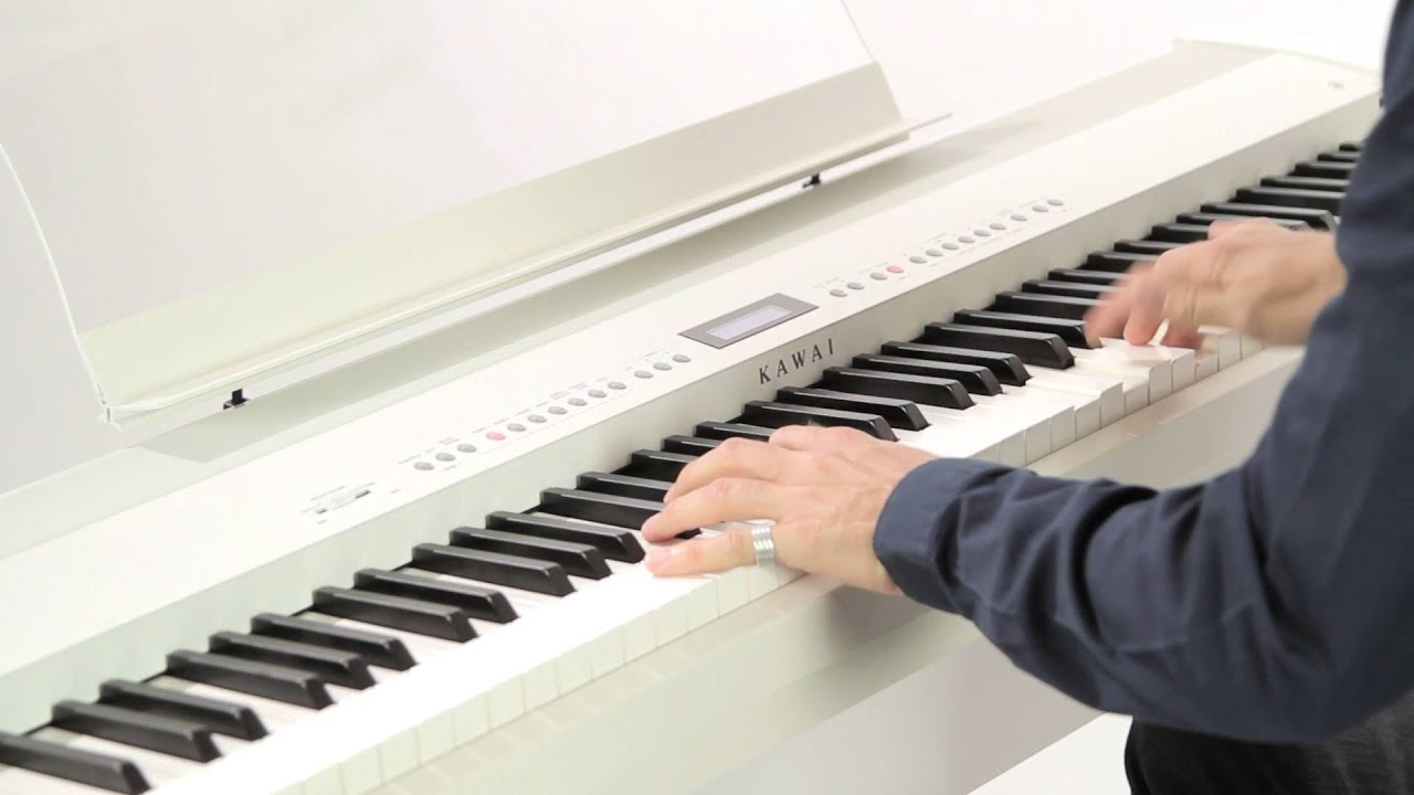 kawai es8 digital piano demo espa ol youtube. Black Bedroom Furniture Sets. Home Design Ideas