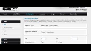 Como configurar o DSL 2740E pós desbloqueio  para Oi,GVT,VIVO,SPEED e - Tutolink