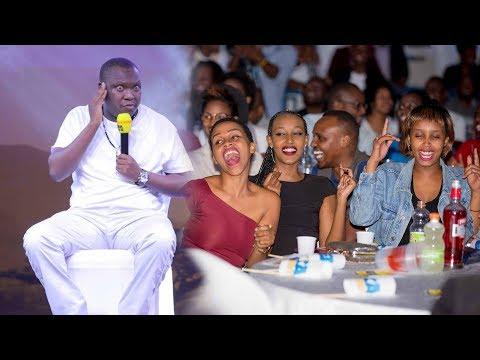 Salvador performance in Kigali Seka Fest 2018