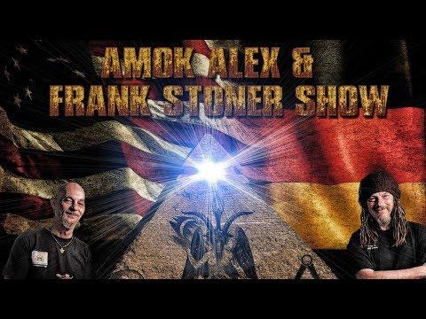 Mario Prass live im Studio - Amok Alex & Frank Stoner Show Nr. 60