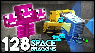 Debil WITHER & Astro Miner! - Space Dragons 128