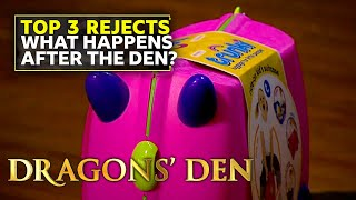 Top 3 Rejected Products That Made Millions | Dragons' Den