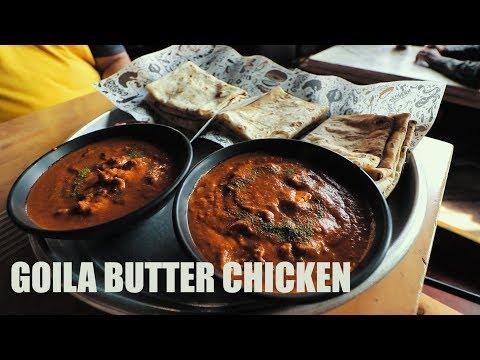 GOILA BUTTER CHICKEN by Chef Saransh Goila !