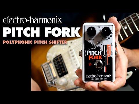 Electro-Harmonix Pitch Fork