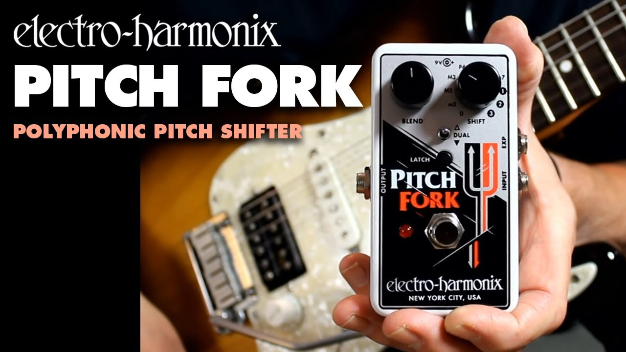 electro harmonix pitch fork youtube. Black Bedroom Furniture Sets. Home Design Ideas
