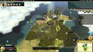 水349 Civilization V Multiplayer #1 - Episode 5 - The Fall of Mogadishu
