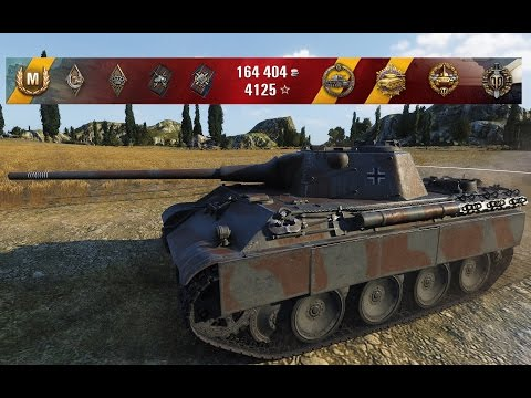 Wot Panther 8.8 2° mark in 65 battles (ghost town) from YouTube · Duration:  13 minutes 23 seconds