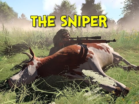 THE SNIPER! - Arma 3: DayZ Exile - Ep.3