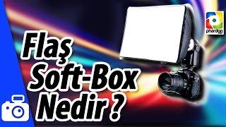 Flaş Softbox Nedir? Fotoğraf Ekipman ve Malzemeleri