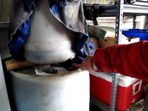 Biodiesel c mo purificar aceite usado de cocina para - Aceite usado de cocina ...