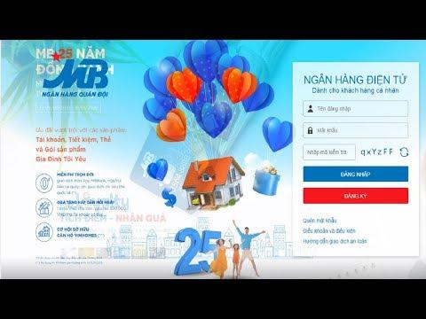 Hướng Dẫn Chuyển Tiền Mb Bank,e Banking Trên điện Thoại,chuyển Tiền Onile 24trên7 Không Mất Phí