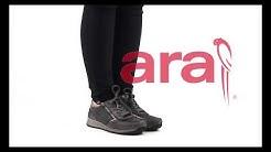 Дамски анатомични спортни обувки Ara®