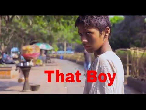 That Boy. A Silent short film CFPK