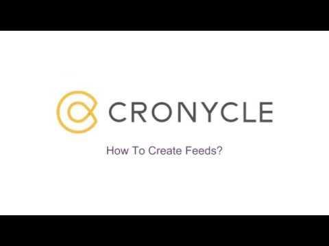Learn HowTo Create Feeds