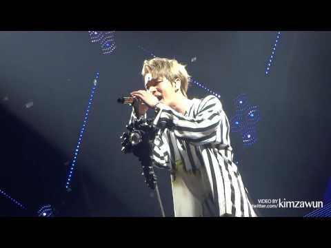 170318 KimJaeJoong Thailand Concert - Breathing