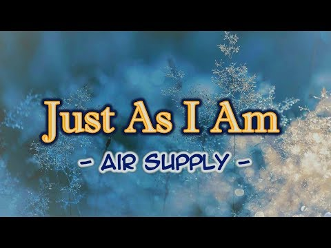 just-as-i-am---karaoke-version---air-supply
