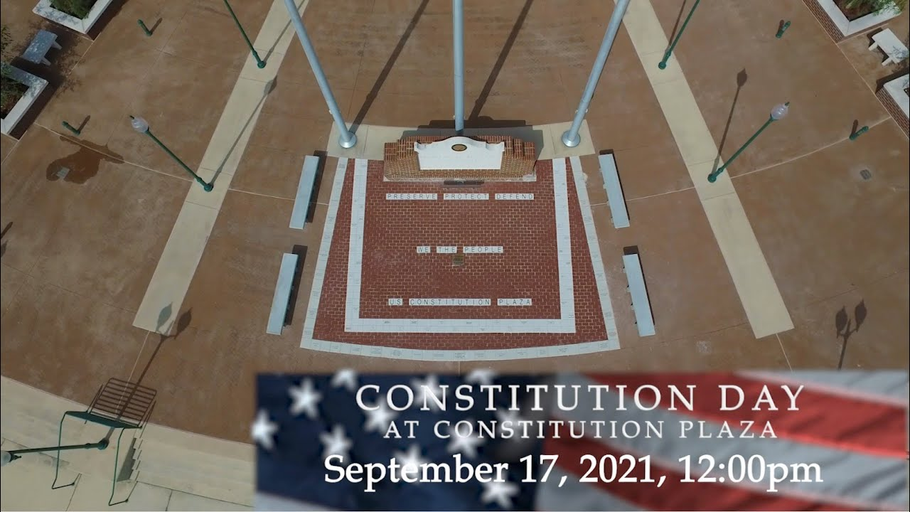 USCSF Constitution Day 2021