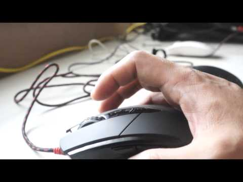 Bloody Multi-Core Gun 3 Wired Gaming Mouse V7