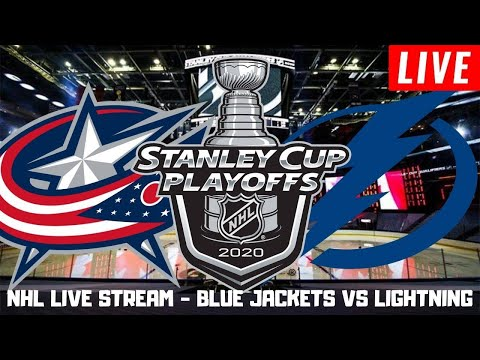 Columbus Blue Jackets vs Tampa Bay Lightning (3rd Period - 5OT) | Stanley Cup Playoffs Play by Play