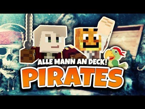 ARRR! Über Bord mit dir, Matrose! ★ Minecraft: PIRATE CRAFT | Herr Bergmann