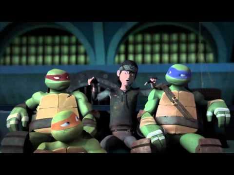Teenage Mutant Ninja Turtles - Crack!Vid