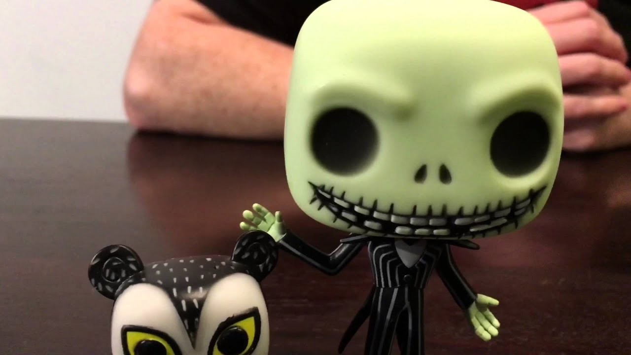 Review and Unboxing of NYCC exclusive Nightmare Before Christmas ...