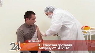 В Татарстан доставят новую партию вакцины от COVID 19 Спутник V