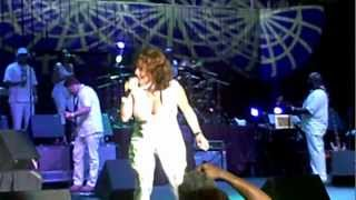 Teena Marie Oh La La La Live at the Dell Philadelphia.  August 7, 2010