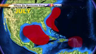 Did You Know With Jill: Where Do Hurricanes Form?