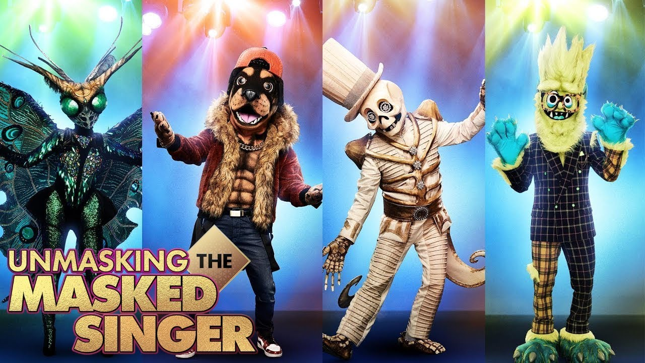 The Masked Singer: Skeleton Is Unmasked and Revealed to Be Paul Shaffer
