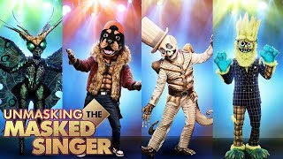 The Masked Singer Episode 1 Recap, Reveals and Best Guesses!