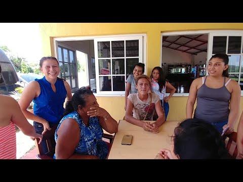 Primera parada: El almuerzo junto al rio Motagua. Nos fuimos pa' Guate(1er dia). Parte 4